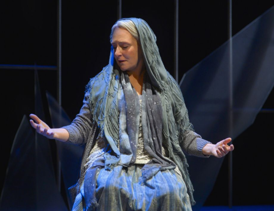 Theater review: 'Testament': ACT and the sorrows of Mary