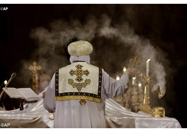 Coptic bishop: great witness, exemplary faith of martyrs