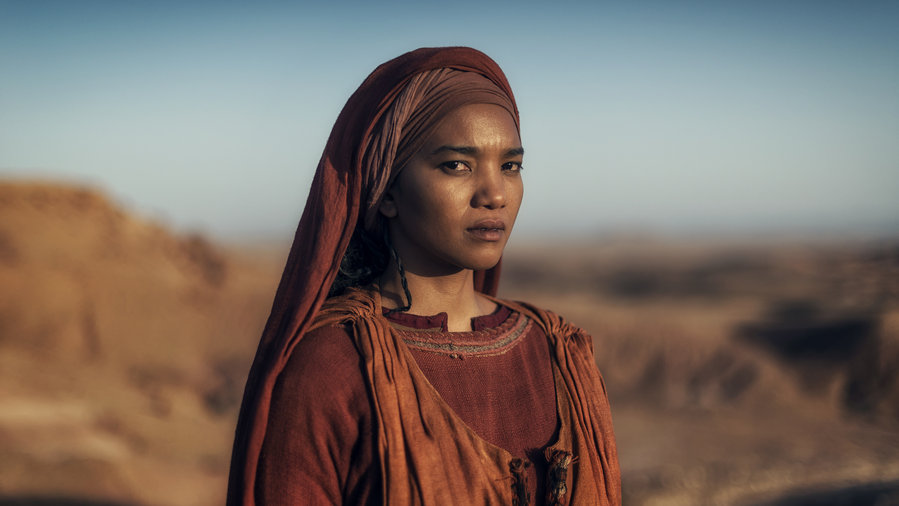 Exclusive Interview: 'A.D. The Bible Continues' Actress Chipo Chung Discusses …