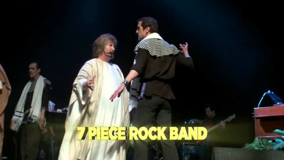 """Home Entertain Us Sammy Oriti's """"GodSpeed: A Rock Opera"""" comes to life at the …"""
