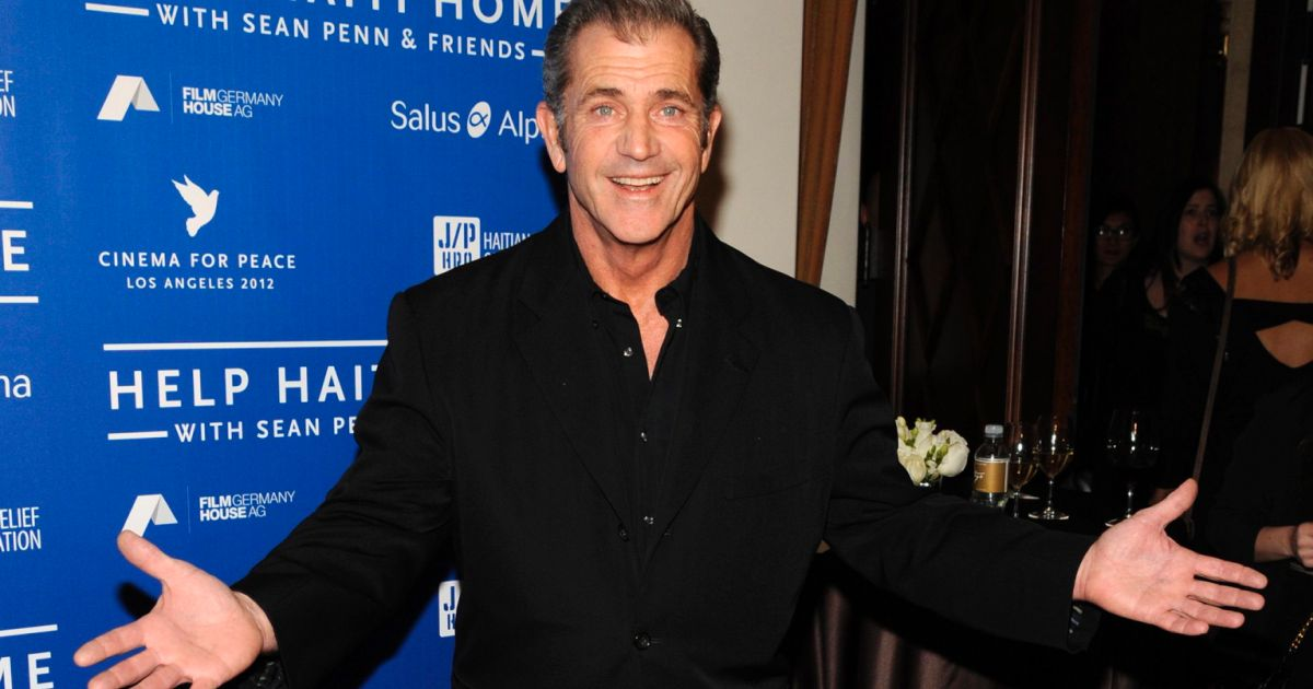 Mel Gibson Makes a Bid for Resurrection at Golden Globes