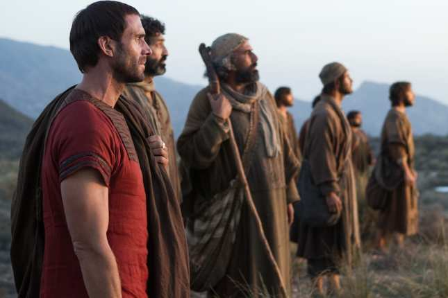 New movie 'Risen' offers a fresh angle on the resurrection of Christ