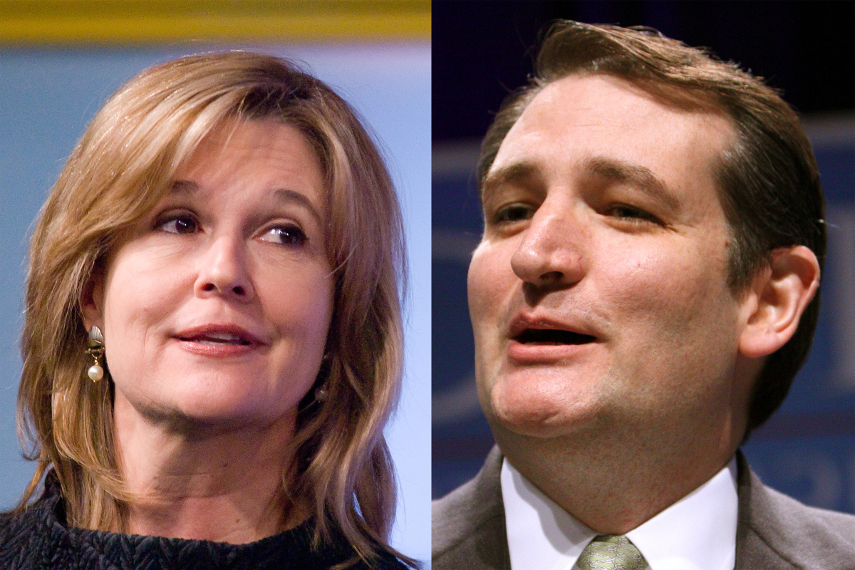 Kathleen Parker and the Strange Heresy of Ted Cruz