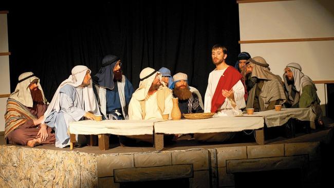 Church of the Open Door's 'The Living Cross' tells story of resurrection